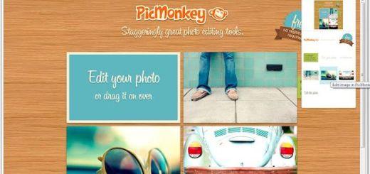 PicMonkey Extension, una práctica extensión en Chrome para el popular editor de imágenes online