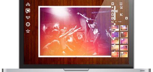 Polarfox, software gratuito multiplataforma para editar fotos y compartirlas en redes sociales