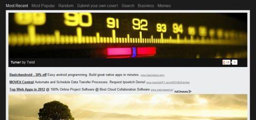 ProfileLift, un directorio repleto de portadas gratis para Google+ y Facebook