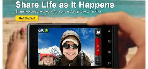 Qik Video, app gratuita para emitir vídeo en streaming y realizar videochat en tu smartphone