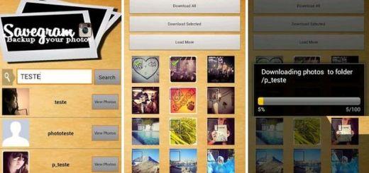 SaveGram, descarga a tu Android las fotos públicas de Instagram