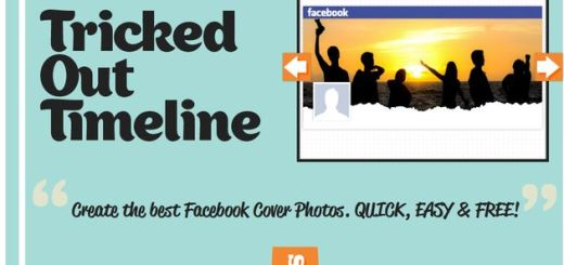 TrickedOutTimeline, webapp gratuita para componer originales portadas de Facebook