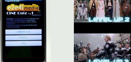 Cine Quiz E2E4 Media, demuestra cuánto sabes del séptimo arte en este juego para Android