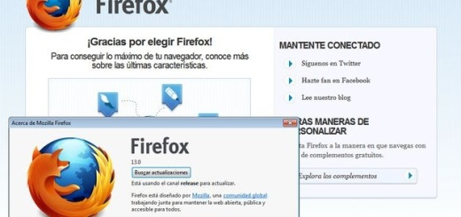 Firefox 13 portable para acompañarte siempre de tu navegador preferido