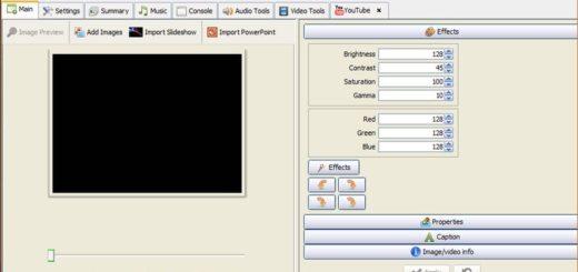 IMGDissolver: software libre para crear vídeos con tus archivos multimedia