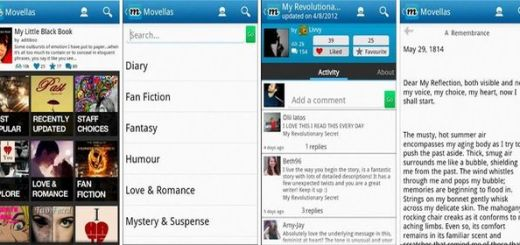 Movellas: red social móvil para descubrir, leer y compartir tus narraciones
