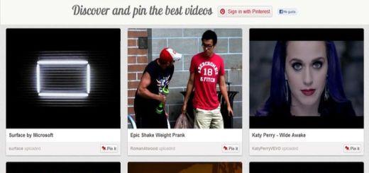 """Pintubest, un buscador para """"Pinear"""" en Pinterest los mejores vídeos"""