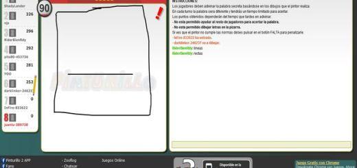 Pinturillo2, la alternativa de navegador a juegos del tipo Pictionary o Draw Something
