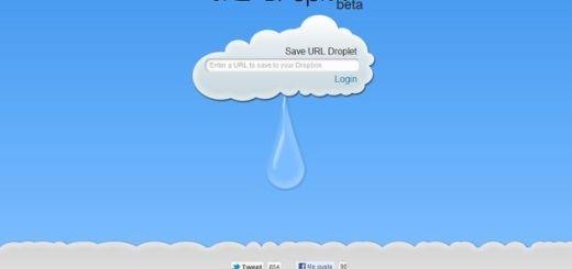 URL Droplet, guarda archivos en Dropbox indicando su url