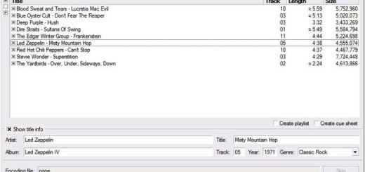 fre:ac: extrae, convierte y codifica archivos de audio con este software libre y portable