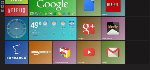 Awesome New Tap Page, dale a Chrome el estilo de Windows 8 y personalizalo a tu gusto