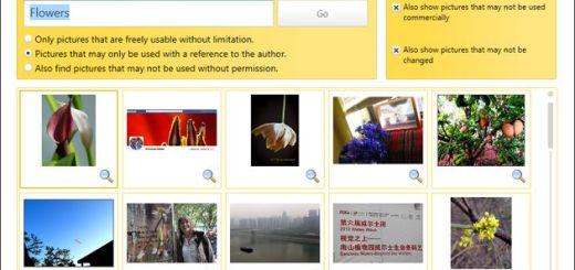 CCFinder, software gratuito para buscar imágenes con licencia Creative Commons