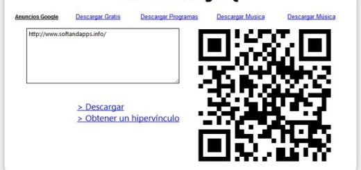 Codice QR da URL, el código QR de cualquier página en un clic con esta extensión para Chrome