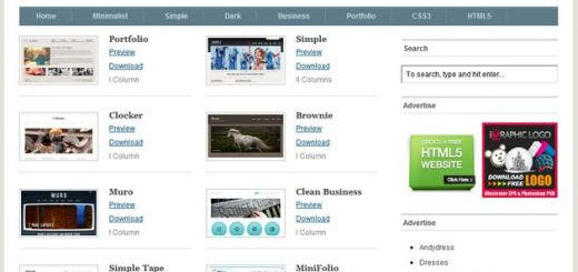 Free CSS Templates