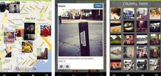 Instamap, app para Android que te muestra las fotos de Instagram geolocalizadas