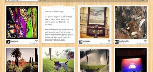 Instamazing, descubre en tiempo real y geolocalizadas las fotos que se comparten en Instagram