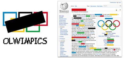 Olwimpics: extensión que bloquea las publicaciones relacionadas con las Olimpiadas, para los que no les gustan