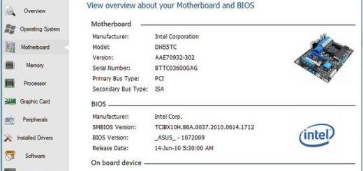 Sys Information, software gratis para obtener un completo informe del hardware de tu PC