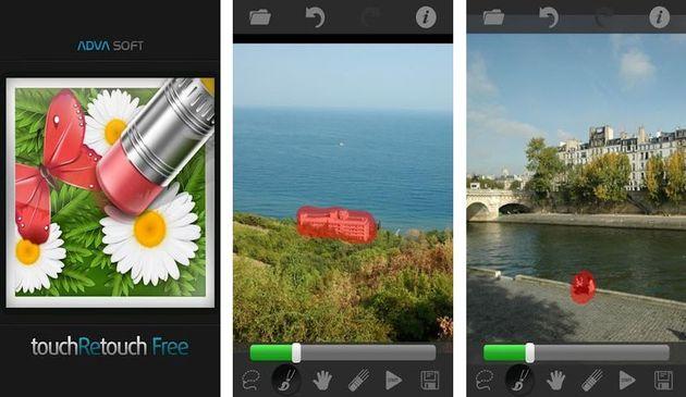 TouchRetouch Free: elimina de tus fotos los fondos, personas y objetos no deseados con esta app para Android