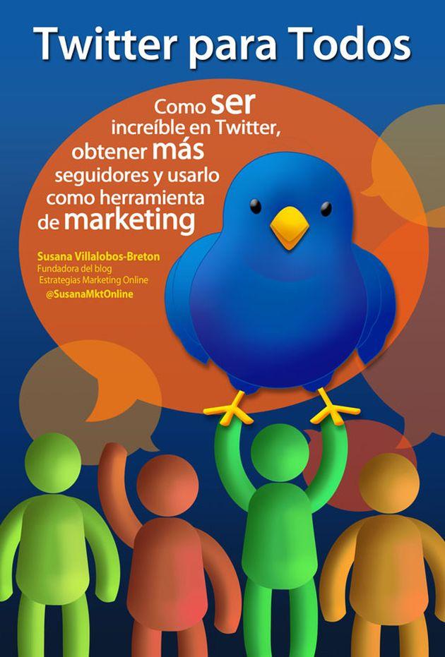 Twitter para Todos, eBook gratuito para mejorar tu participación en Twitter