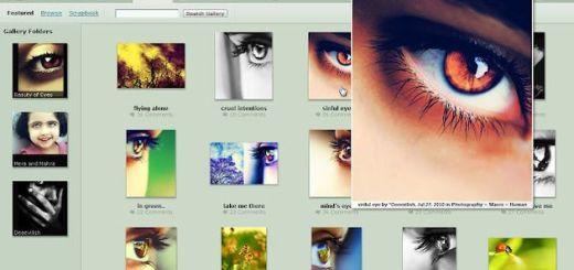 Hover Zoom, vistas a tamaño real de las miniaturas de las imágenes al pasar el ratón (Chrome)