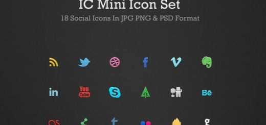 IC Mini Icon Set