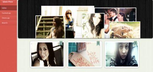 InstantRetro, gran colección de efectos online para dar a tus fotos apariencia retro