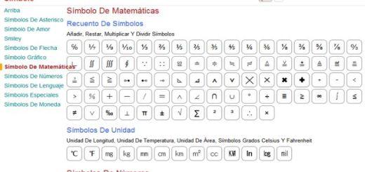 PiliApp Symbol, enorme colección de caracteres especiales para copiar y pegar