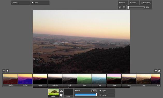 Pixlr Express, impresionante herramienta online gratuita para edición fotográfica