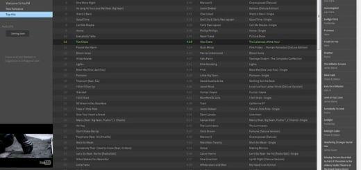 YouFM, una elegante forma de escuchar la música de YouTube