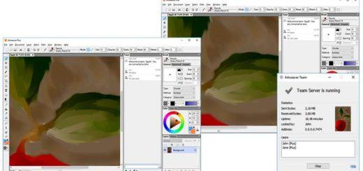 Artweaver: software gratuito para los aficionados al dibujo