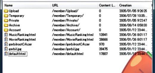CarotDAV: soft gratuito para ver, descargar y cargar archivos a DropBox, Box, SkyDrive, SugarSync y Google Drive