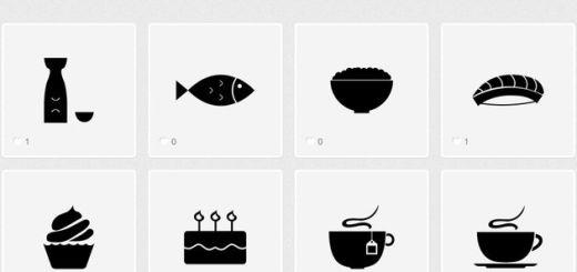Endless Icons, una colección de bonitos iconos gratuitos de gran tamaño y color negro
