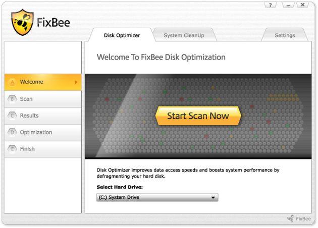 FixBee, mantén tu PC limpio y rápido con este software gratuito