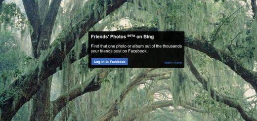 Bing ahora permite buscar y ver nuestras fotos de Facebook y las de nuestros amigos