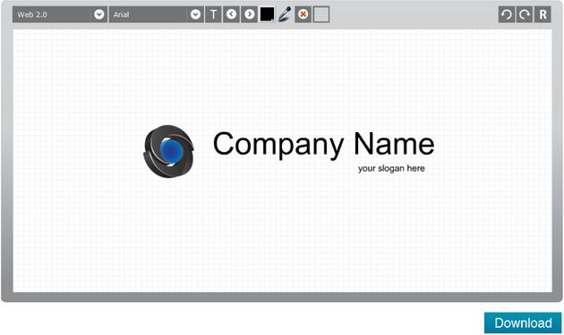 GraphicSprings GraphicSprings, utilidad web gratuita para crear tus propios logotipos