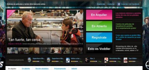 Voddler España: cientos de películas, series y documentales para ver online, gratis y de forma legal