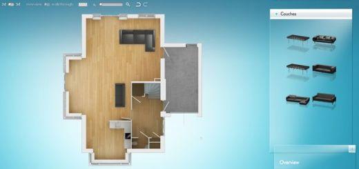 Amikasa, diseña y decora tu casa con esta herramienta online gratuita