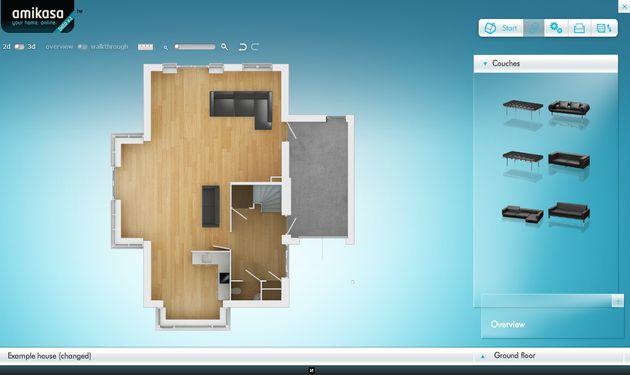 Amikasa dise a y decora tu casa con esta herramienta - Disena tu habitacion online ...