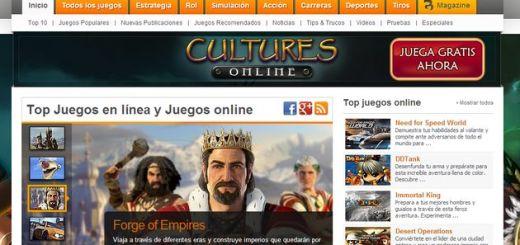 Browsergames, gran colección de juegos de navegador y magazine especializado