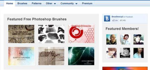 Brusheezy: miles de pinceles, patrones y texturas gratuitas para Photoshop