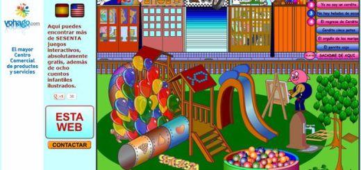 Cincopatas, selección de juegos didácticos y cuentos ilustrados para los niños