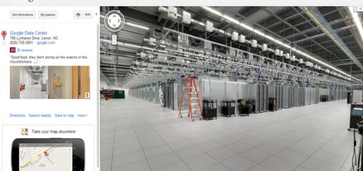 Google Data Center Lenoir
