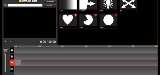 Loopster, crea vídeos online con este práctico editor gratuito