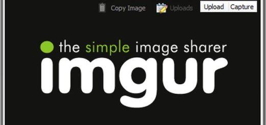MyImgur, aplicación de Escritorio para enviar imágenes a Imgur que también captura pantallas