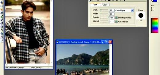 Photo Pos Lite, un editor de imágenes gratuito con interesantes características
