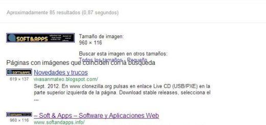 Src-img, práctico bookmarklet para buscar rápidamente otras fuentes de una imagen en Google