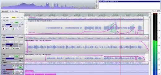 Traverso DAW, software gratuito para grabar y editar audio con versiones para Windows, Linux y Mac