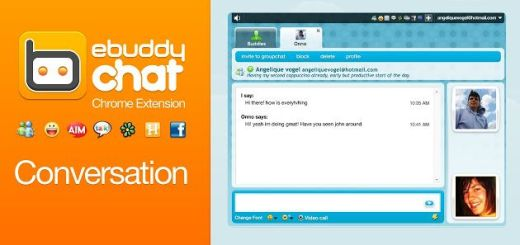 eBuddy chat