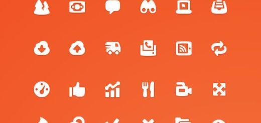 Chunky Pika, un pack con 42 bonitos y divertidos iconos gratuitos
